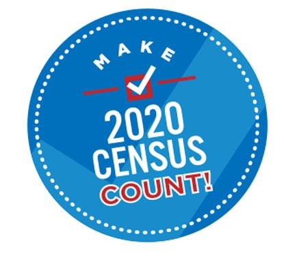 2020 Census logo